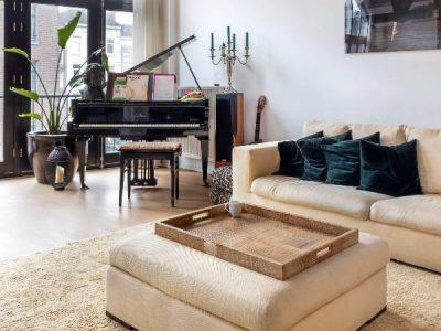 woonkamer en piano