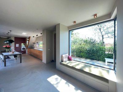 woonkamer en keuken