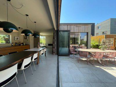 keuken en tuin